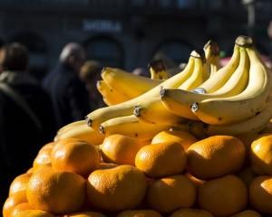 Banaani tai pari klementiiniä ovat hyvä apu diabeetikolle, kun verensokeri laskee.